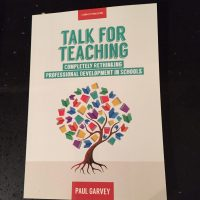 'Talk for Teaching' published!